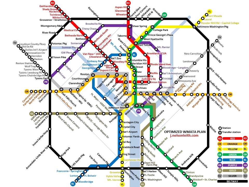This Guy Has An Idea Of What The Metro Should Look Like