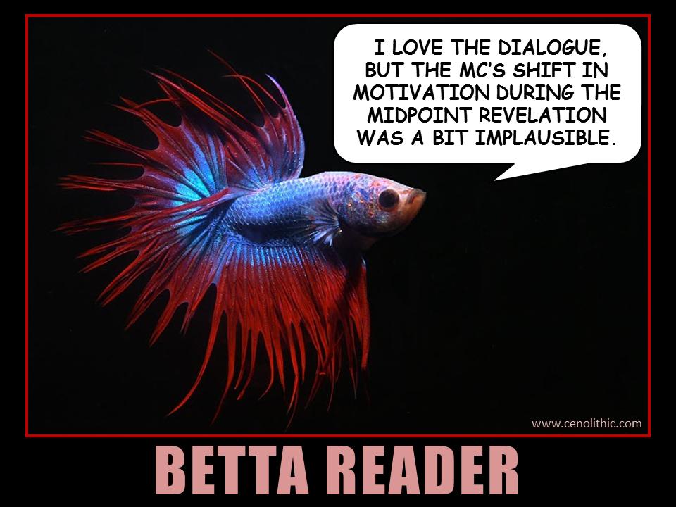 BETTA READER