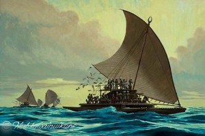 Canoe-HerbKawainuiKane