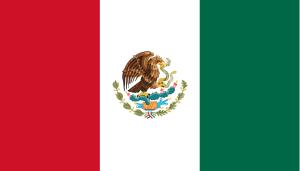 Mexico-tricolor