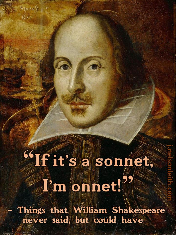 OddThought-Shakespeare